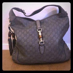 Gucci Guccissima New Jackie handbag